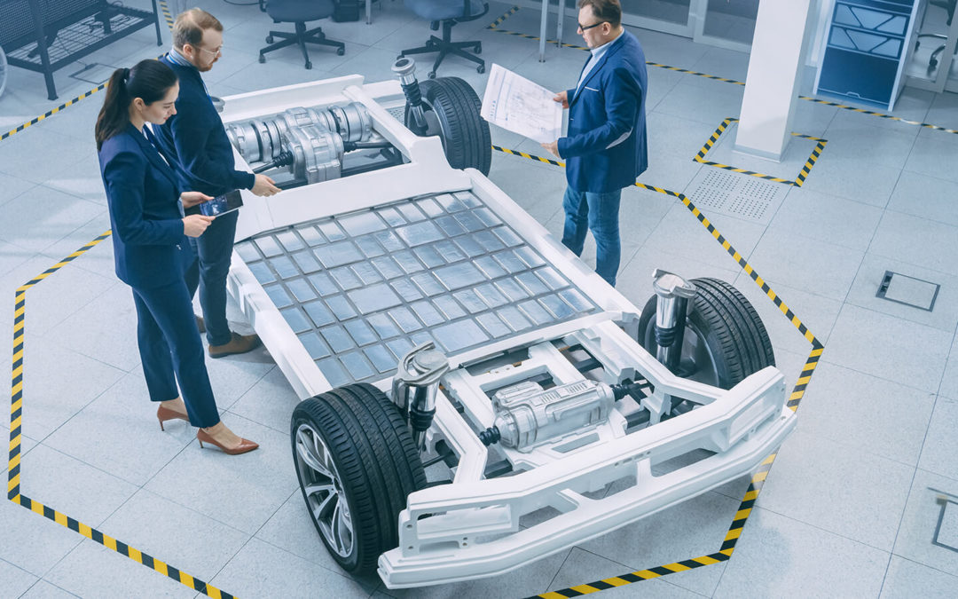 Preserving Power: Protective Coatings for EV Battery Components